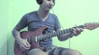 The Parkinson - เพื่อนรัก (Dear Friend) Guitar Cover By Popeye Kaolao