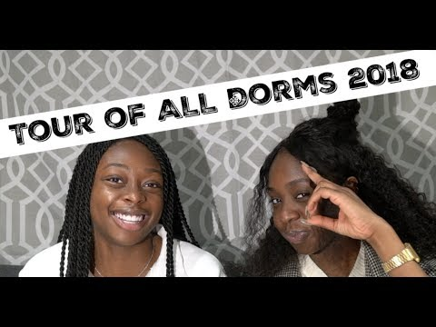 University of Pennsylvania: Tour of ALL Dorms 2018