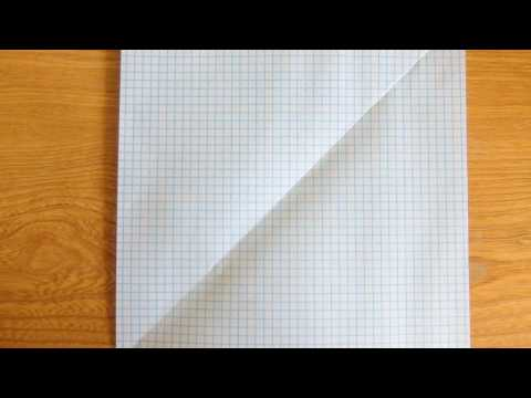 Make a Square from a Rectangular Paper