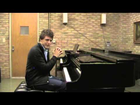Efficient Practice Piano Lesson - Josh Wright Piano TV