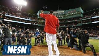 Red Sox Lineup: Sox Retiring David Ortiz