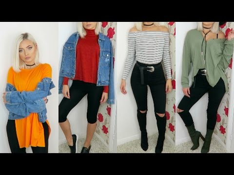 AUTUMN/FALL OUTFIT IDEAS 2016 - OUTFITS OF THE WEEK LOOKBOOK