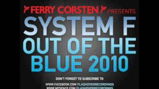 System F  Out Of The Blue 2010 Stoneface  Terminal Remix