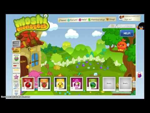 Moshi Monsters-how to get hansel