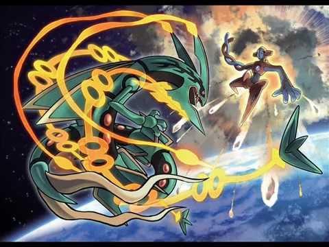 Pokémon Omega Ruby and Alpha Sapphire - Deoxys Theme Extended