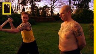 Kung Fu Strength | I Didn