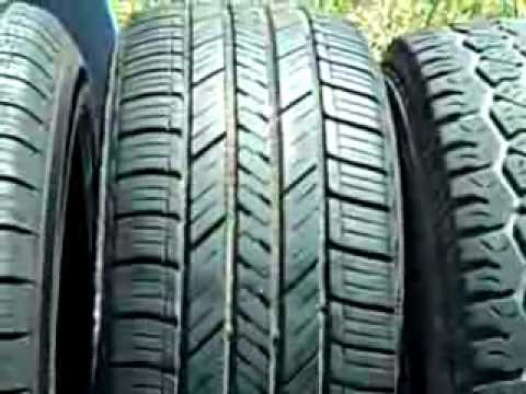 How to Choose good Used Tires?