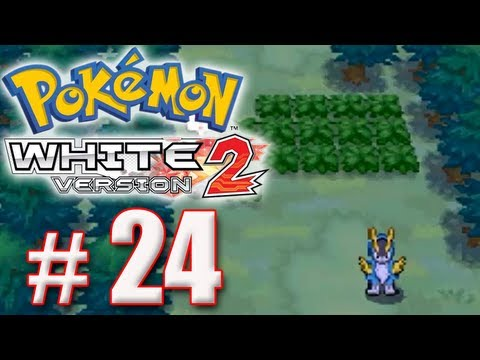 Pokemon White 2: Walkthrough - Part 24 - Catching Cobalion