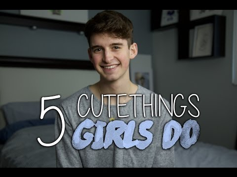 5 Things Girls Do That Turns Guys On