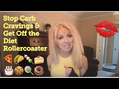 Calming Carb & Sugar Cravings-How I Regained Control of my Life, my Diet, & Sanity-Categories Below