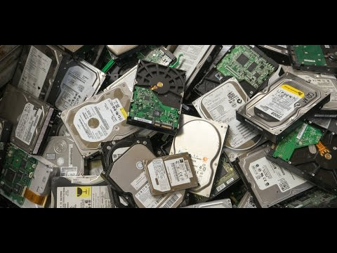 How to data recovery from hard disk in Urdu Hindi Tutorial 2016 - 2017