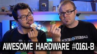 Awesome Hardware #0161-B: LG OLED Burn-in FAIL, Ryzen 7 2800X!!