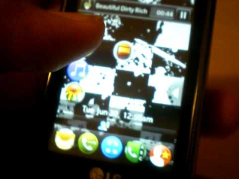 LG Env Touch Unboxing and Review