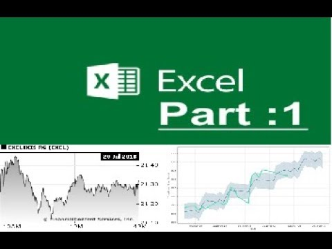 MS Excel full course in Hindi/Urdu part 1