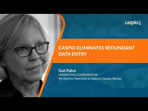 Caspio Case Study: All-America Selections