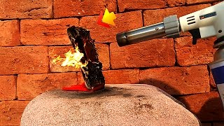 MOBILE VS GAS TORCH