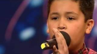 Shaheen Jafargholi - Britain