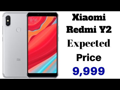 Xiaomi Redmi Y2 Expected Price In India | Xiaomi Redmi Y2 Specifications Leaked Ahead of Launch.