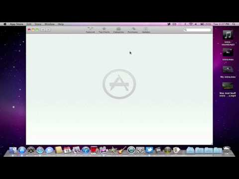 How to install App Store on Mac!