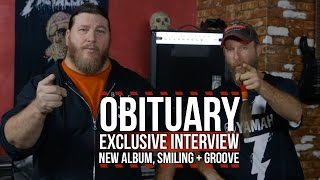 Obituary Find Room to Smile in Death Metal, Talk New Album