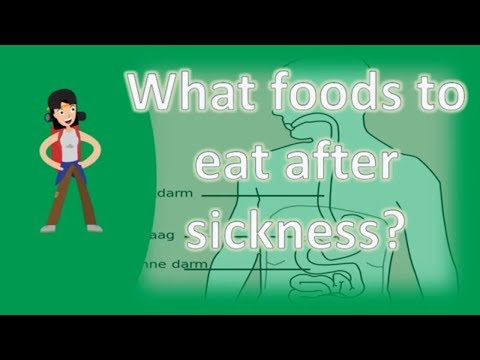 What foods to eat after sickness ? | Best Health Channel