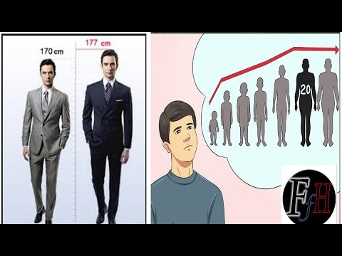 Six Simple Ways How to Become Taller Naturally