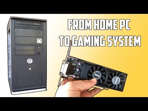 Turning Our $10 Desktop Into a Budget Gaming PC - Part 1