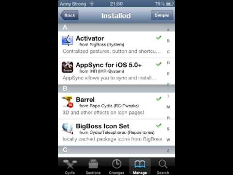 How to get Barrel from Cydia FREE