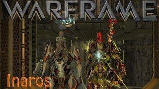 WARFRAME | Inaros: UNDEAD SAMURAI (Solo Melee Build) [18 5