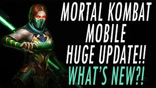 mortal kombat mobile update Videos - 9tube tv