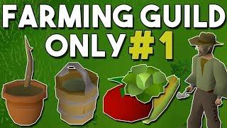 how to do farming osrs