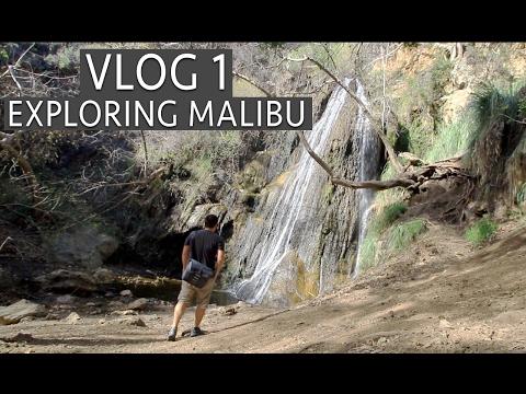 Turtle Racing, Malibu Waterfalls & the Santa Monica Pier