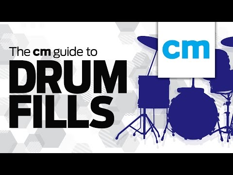 How to program a realistic drum fill from scratch