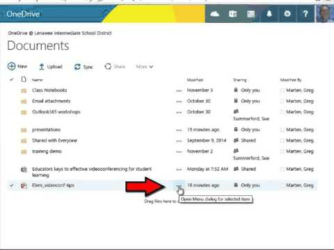 How to Share an Office 365  Document with a Link (viewers do not need to sign in)