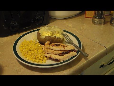 Dry Rub Bbq Chicken