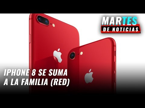 Nuevo iPhone (RED) y fecha de lanzamiento de Motorola Moto G6 - #MartesDeNoticias