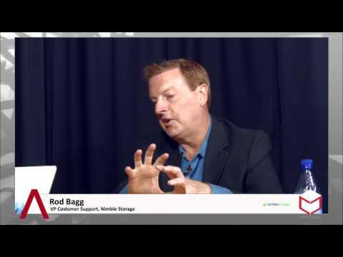 #CUBEconversations - Rod Bagg - Nimble Storage