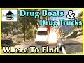 Download  Far Cry 5 - War On Drugs: Boat u0026 Truck Locations / Spawn Points MP3,3GP,MP4