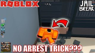 NEVER GET ARRESTED Entering Jewelry Store   Myth Busting Roblox Jailbreak