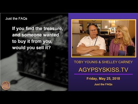 Just the FAQs: If you found Forrest Fenn's treasure, would you sell it?