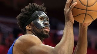 Joel Embiid To Suffer PERMANENT Eye Injury If He Returns To Playoffs!