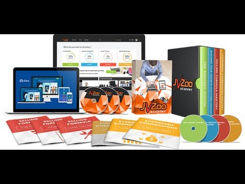 ➤ -  Affiliate Marketing JVZoo ✦ JVZoo Academy Full Walkthrough Video ✦   Make Money With JVZoo