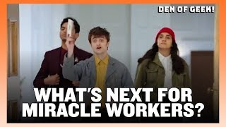 Download Miracle Workers: What's In Store For Season 2 Video