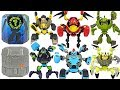 Ready2Robot Build Swap Battle And Blind Box Go Defeat The Dinosaur Army DuDuPopTOY