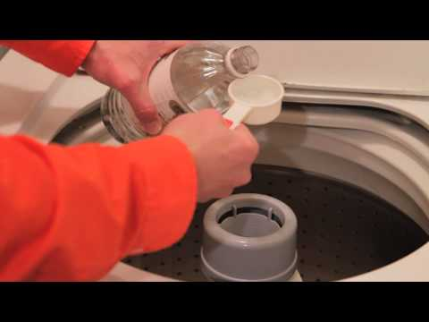 How to Put Vinegar in Clothes Detergent : Home Cleaning Forever