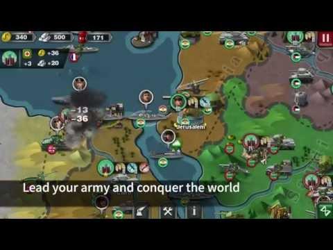 World Conqueror 3 intro.