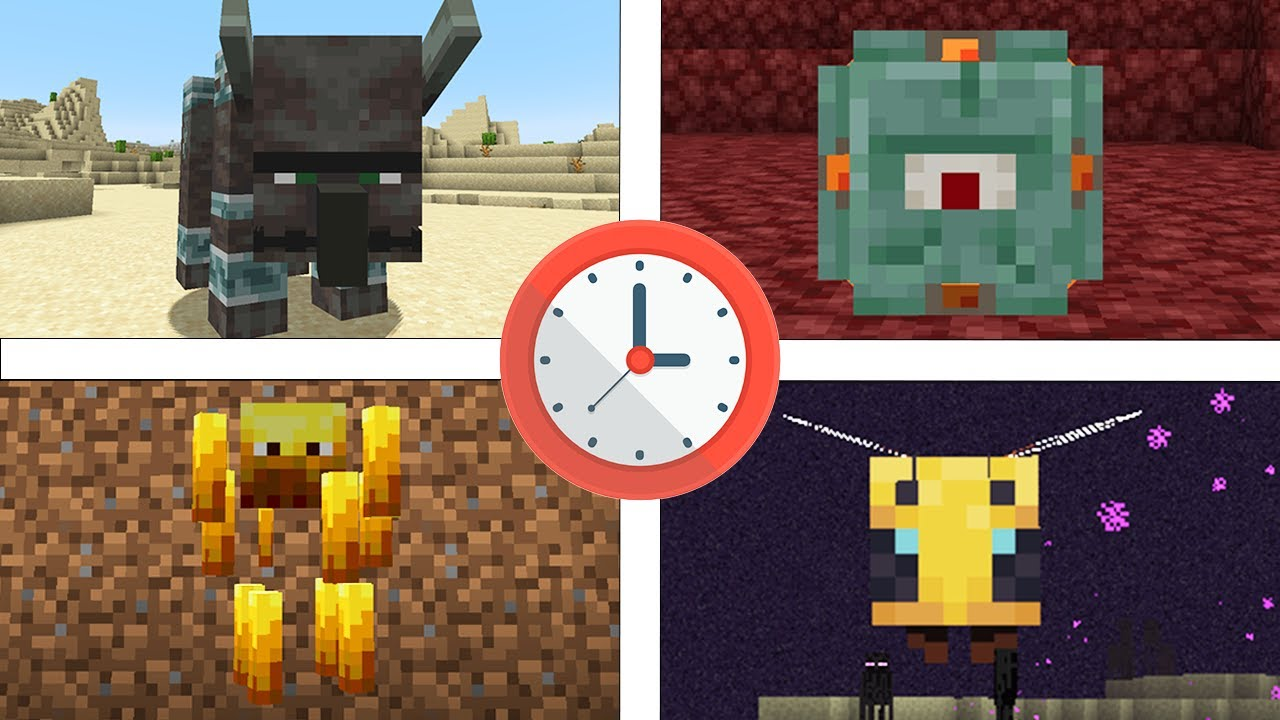 Minecraft, But You Shapeshift Every Minute
