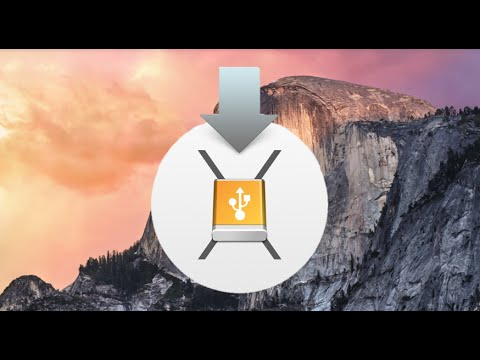 How to create a bootable Yosemite OS X flash drive for Mac / Macbook Pro (USB,HDD)