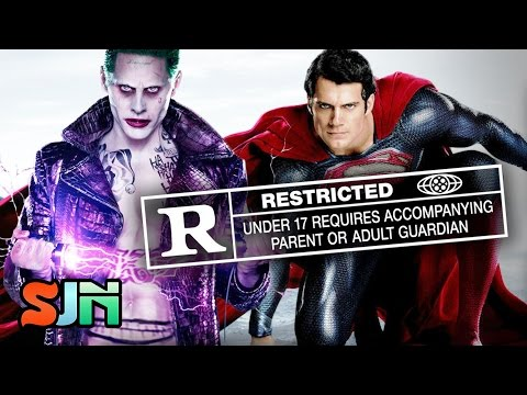 What DC Character Deserves An R-Rated Film?