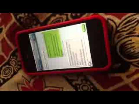 iOS 5 update problem in Message Alert !